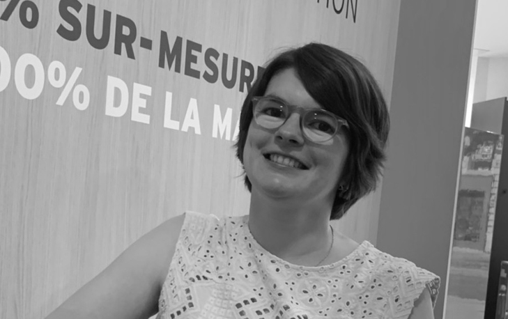 Photo Coline - Responsable du magasin